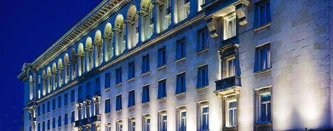 Sofia Hotel Balkan Starwood Luxury