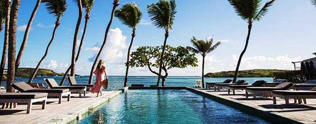 Where to stay in St Barts