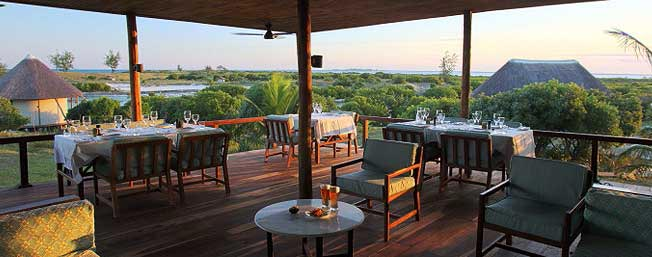 Where to stay in Mozambique