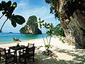 Thinking beaches and