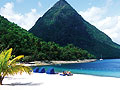 St Lucia. For stylish and