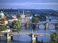 Check into Prague for