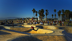 Get your skates on in Venice Beach