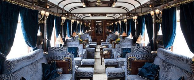 Orient Express - Venice to London
