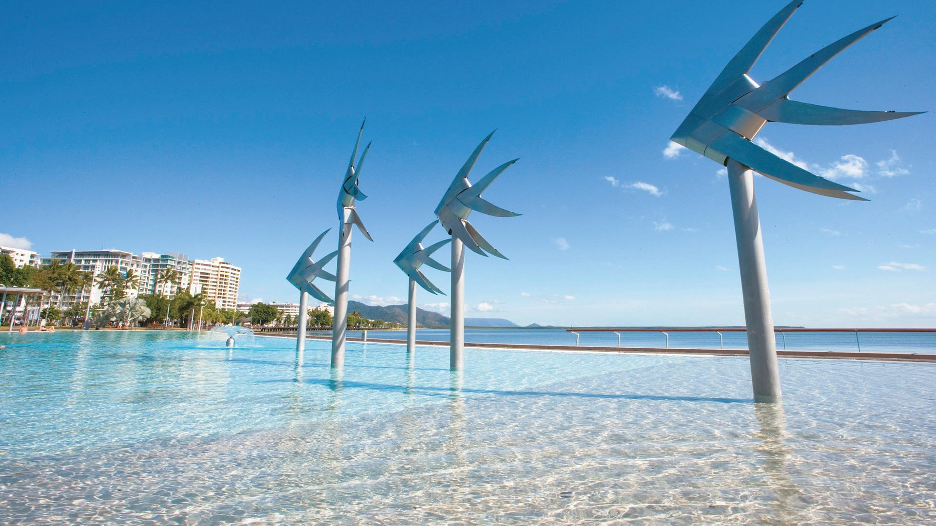 Cruise holidays in Cairns, Australia