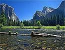 Yosemite, In Touch with Nature