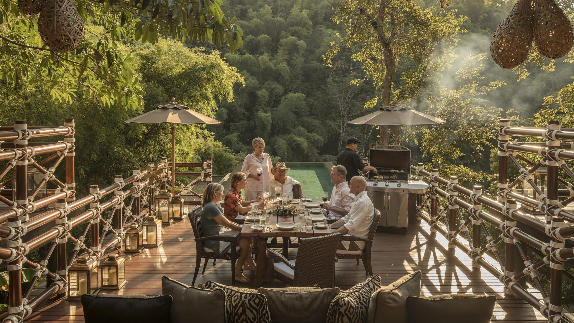 Four Seasons Tented Elephant Camp