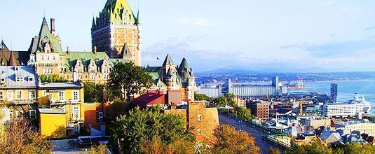 Tours of montreal city